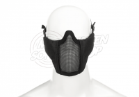 Mk.II Halbschutzmaske - schwarz