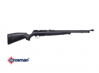 Crosman Benjamin Maximus Pressluftgewehr Kal. 4,5mm (.177) Diabolo schwarz Repetiersystem