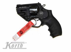 Revolver als Schreckschusswaffe in verschiedenen Ausführungen