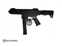 G&G ARP 9 S-AEG Airsoftgewehr 6mm BB schwarz mit ETU Mosfet
