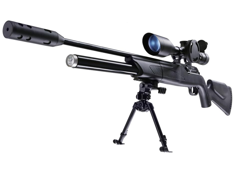 Pressluft gewehr walther 1250 dominator ft inklusive zielfernrohr
