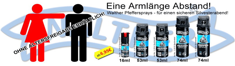 Walther Pfeffersprays