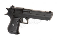 HFC .50 AE GBB Airsoft Pistole in Black