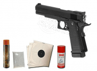 Tokyo Marui Hi-Capa 5.1 GBB Softair Pistole | Sparset