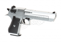 HFC .50 AE GBB Airsoft Pistole in Silber