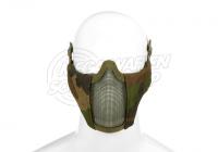 Mk.II Halbschutzmaske - Woodland