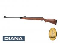 Diana 350 Magnum Weitschuss Knicklauf Luftgewehr 4,5 mm Diabolo braun