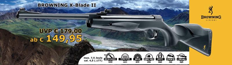 Browning X-Blade II