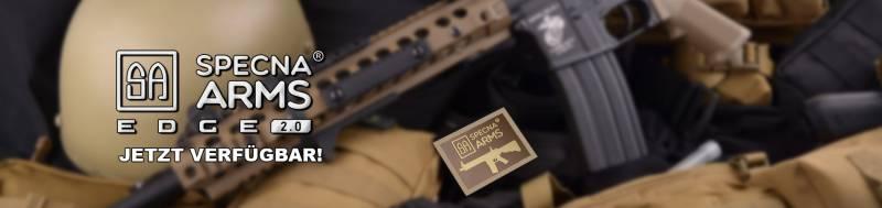 Neue Modelle von Specna Arms Airsoft im Sortiment!