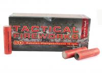 """Tactical Fireworks Raketen-Pfeifgeschosse """"Extra Laut"""", Inhalt 50 Stück"""