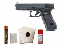 Glock 17 Gen.3 GBB Softair Pistole