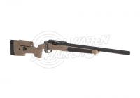 33174 - MLC-338 Bolt Action Airsoft Sniper in Dark Earth Deluxe Edition 130m/s - Komplettansicht der rechten Seite
