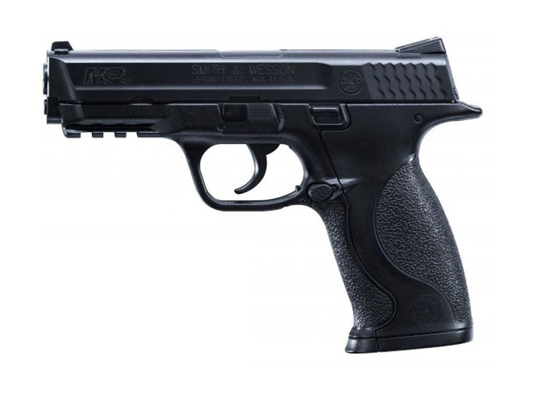 Luftpistolen
