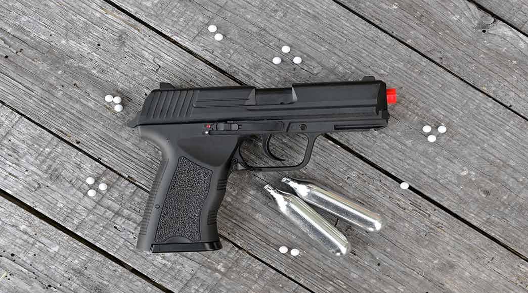 Softair Zubehör: Antriebsmittel für Softair Waffen