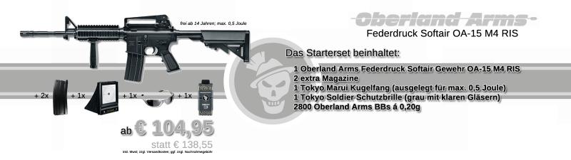Oberland Arms Starterset