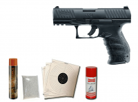 Softair Pistole Walther PPQ M2 black